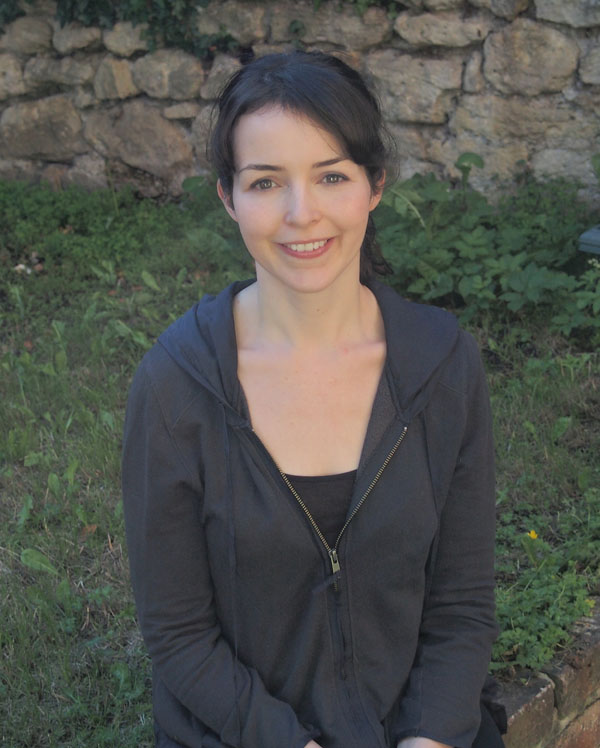 Dr. Jen Perry in Oxford
