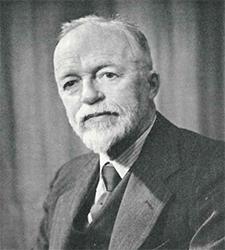 Edmund Murton Walker Profile Shot