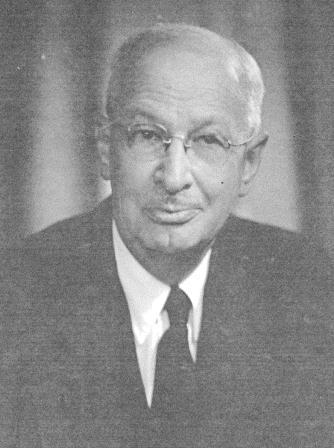 John R. Dymond Profile shot