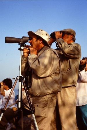 J. Bruce Falls Observing