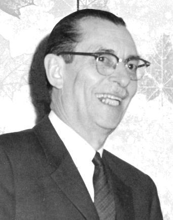 Raymond Langford Profile Shot