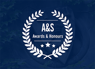 Arts and Science Awards Banner